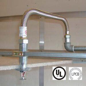 Ống mềm nối đầu phun sprinkler- nhập khẩu trực tiếp