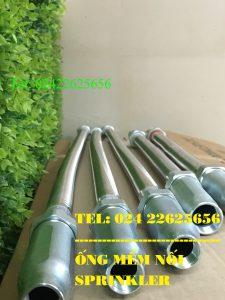 "Dây mềm nối sprinkler DN20(3/4"")2000mm, 16kg/cm2-16bar, FM/ UL/LPCB"