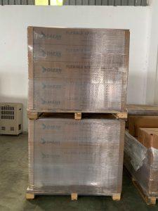 Ống nối mềm sản xuất tại Việt Nam và Hàn Quốc